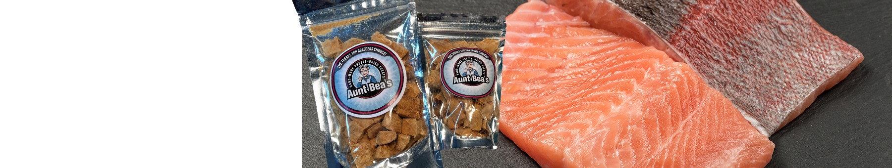 Freeze-dried, high quality hand-made, delicious pet treats